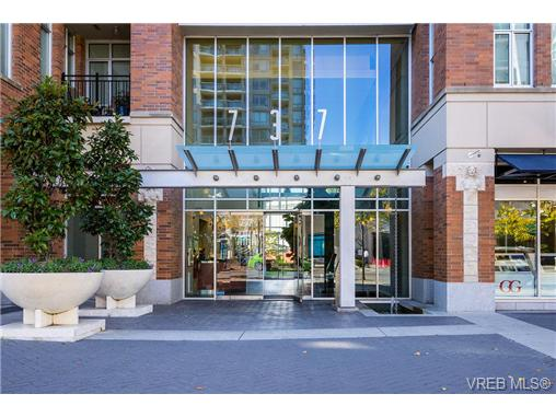 Photo 1: N307 737 Humboldt Street in VICTORIA: Vi Downtown Condo Apartment for sale (Victoria)  : MLS(r) # 365502