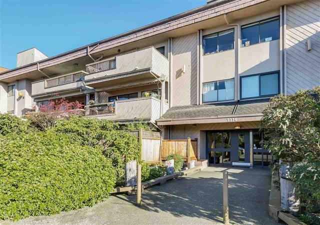 "Main Photo: 314 2336 WALL Street in Vancouver: Hastings Condo for sale in ""HARBOUR SHORES"" (Vancouver East)  : MLS® # R2080558"