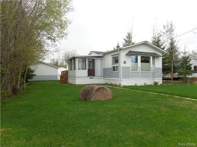 Main Photo: 3 NATURE Drive in Ste Anne: R06 Residential for sale : MLS®# 1630061