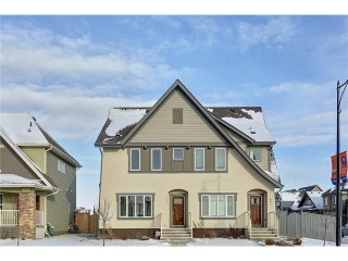 Main Photo: 487 MAHOGANY Boulevard SE in Calgary: Mahogany House for sale : MLS(r) # C4090862