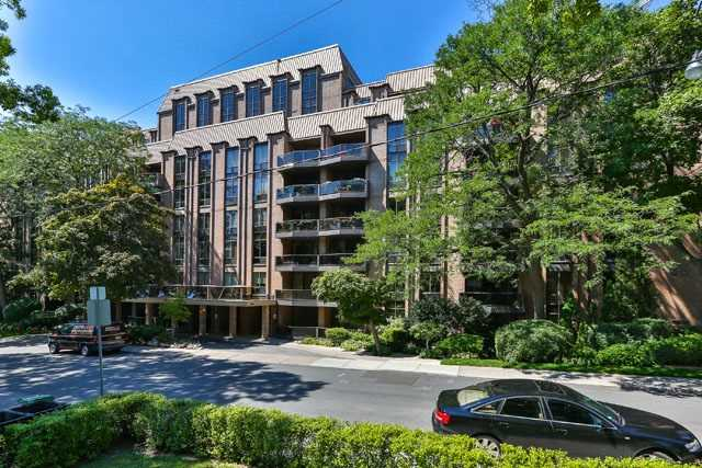 Main Photo: 615 350 Lonsdale Road in Toronto: Forest Hill South Condo for sale (Toronto C03)  : MLS® # C3694985