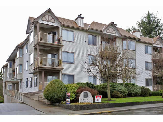 Main Photo: 105 5489 201ST STREET in : Langley City Condo for sale : MLS(r) # F1228157