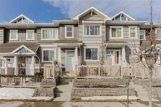 Main Photo: 7 1140 CHAPPELLE Boulevard in Edmonton: Zone 55 Townhouse for sale : MLS(r) # E4051788