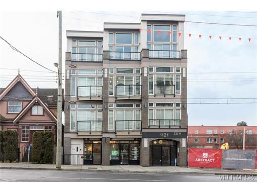 Photo 1: 302 1121 Fort Street in VICTORIA: Vi Downtown Condo Apartment for sale (Victoria)  : MLS(r) # 374436
