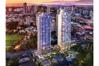"Main Photo: 3710 6538 NELSON Avenue in Burnaby: Metrotown Condo for sale in ""MET 2"" (Burnaby South)  : MLS(r) # R2142671"