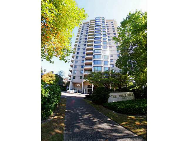 "Main Photo: 305 7321 HALIFAX Street in Burnaby: Simon Fraser Univer. Condo for sale in ""AMBASSADOR"" (Burnaby North)  : MLS(r) # R2143587"