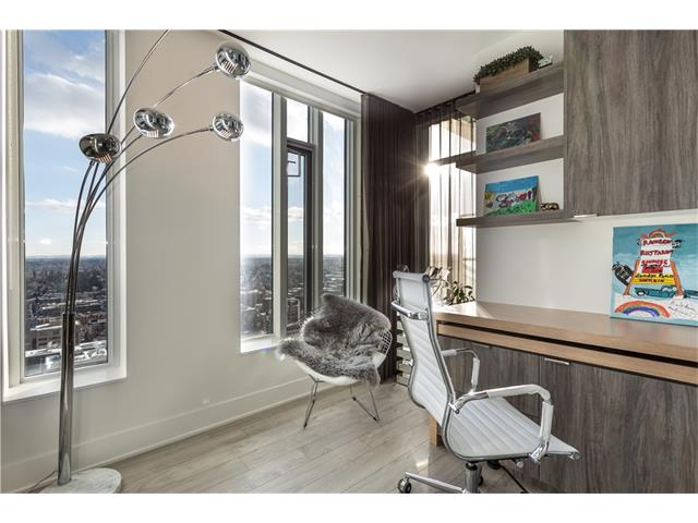 Photo 13: 3305 901 10 Avenue SW in Calgary: Beltline Condo for sale : MLS® # C4102828
