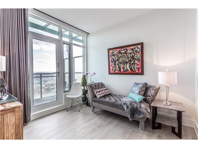 Photo 19: 3305 901 10 Avenue SW in Calgary: Beltline Condo for sale : MLS® # C4102828