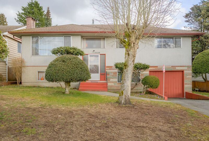 Main Photo: 2230 KENSINGTON Avenue in Burnaby: Parkcrest House for sale (Burnaby North)  : MLS® # R2146821