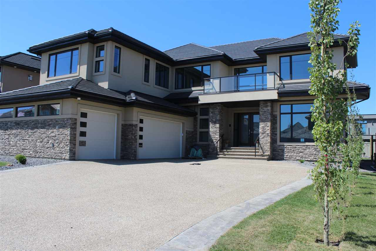 Main Photo: 3510 WATSON Point in Edmonton: Zone 56 House for sale : MLS(r) # E4059246