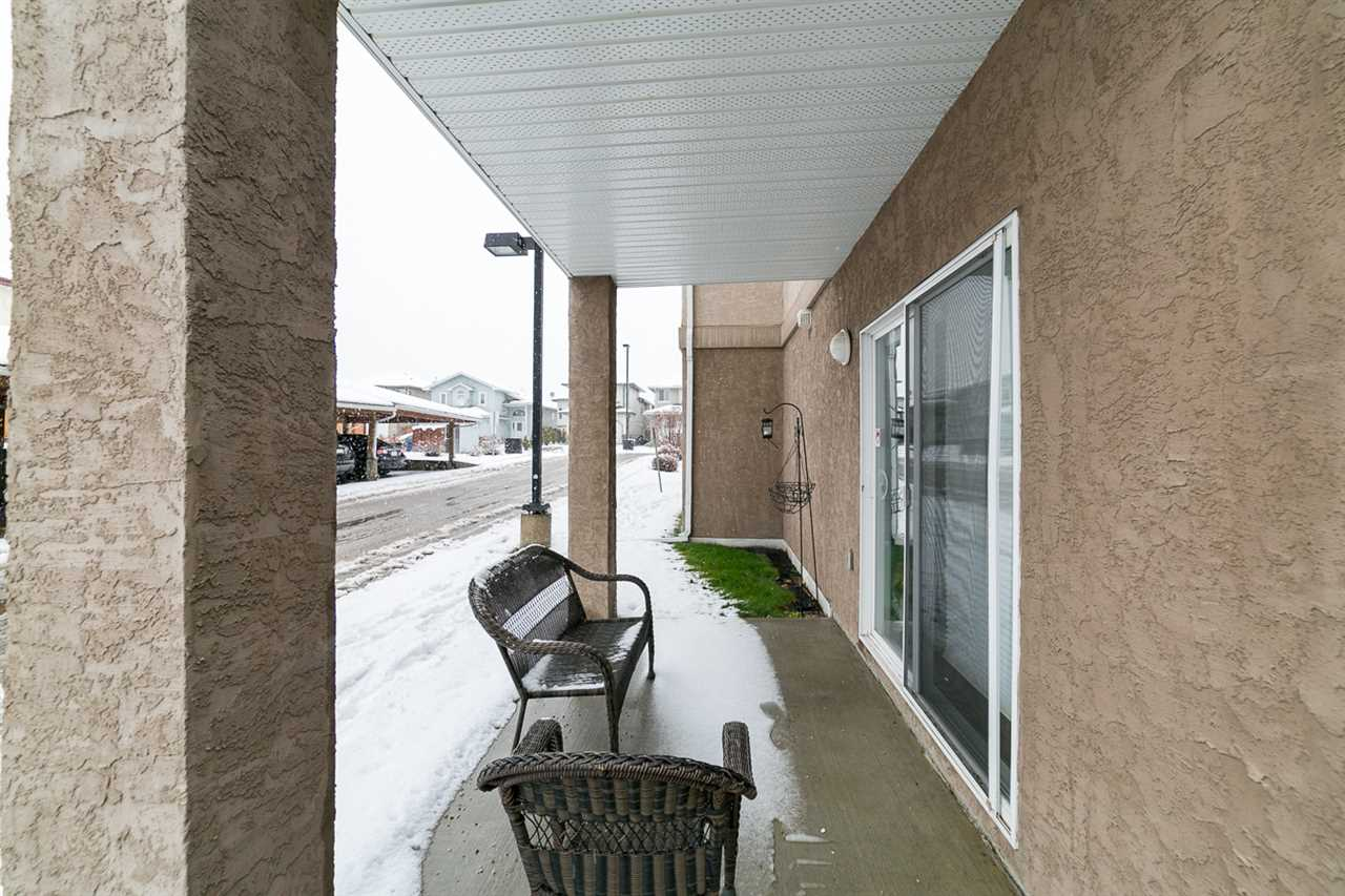 Photo 27: 108 2305 35A Avenue in Edmonton: Zone 30 Condo for sale : MLS(r) # E4059519