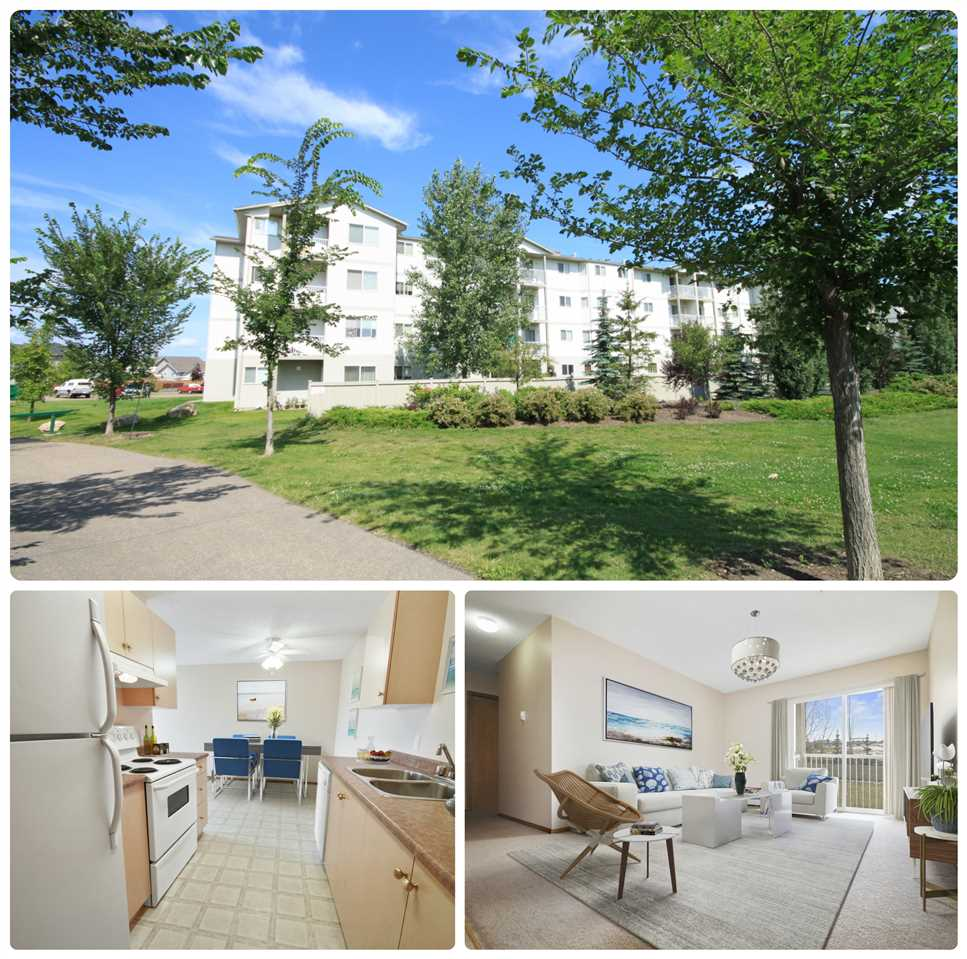Main Photo: 202A 260 Spruce Ridge Road: Spruce Grove Condo for sale : MLS(r) # E4061103
