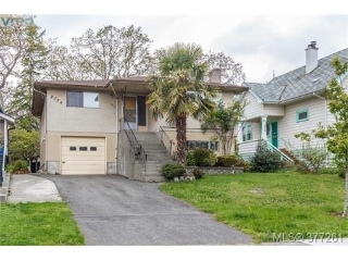 Main Photo: 2734 Roseberry Avenue in VICTORIA: Vi Oaklands Single Family Detached for sale (Victoria)  : MLS(r) # 377261