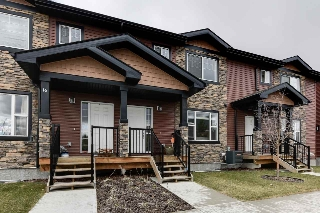 Main Photo: 18 301 PALISADES Way: Sherwood Park Townhouse for sale : MLS(r) # E4062168