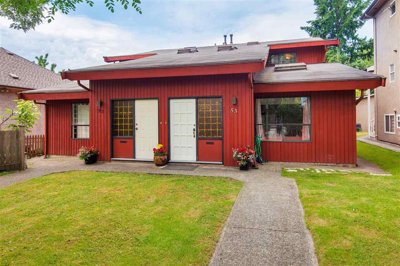 Main Photo: 53 W 12TH Avenue in Vancouver: Mount Pleasant VW House 1/2 Duplex for sale (Vancouver West)  : MLS(r) # R2170291