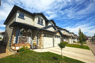 Main Photo: 57 6304 SANDIN Way in Edmonton: Zone 14 House Half Duplex for sale : MLS(r) # E4070918