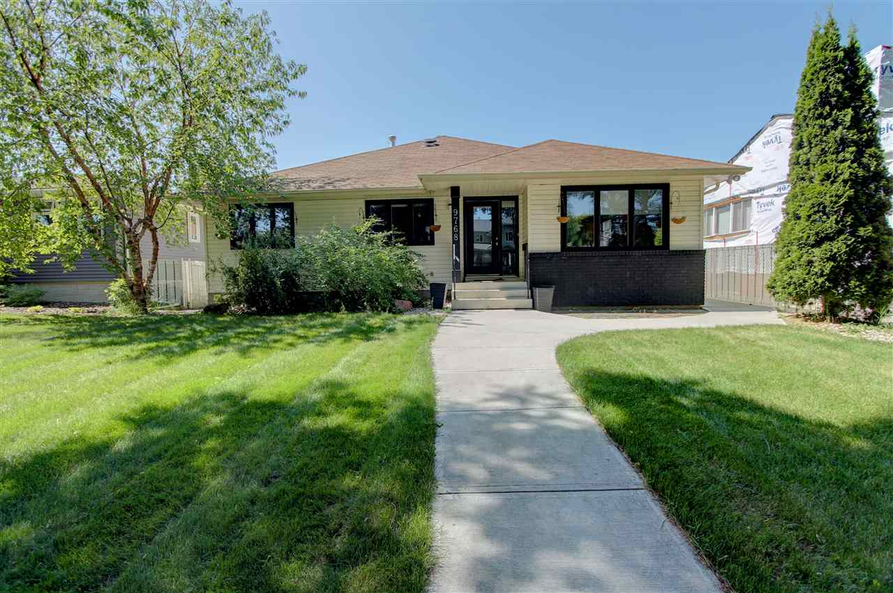Main Photo: 9768 146 Street in Edmonton: Zone 10 House for sale : MLS® # E4072383