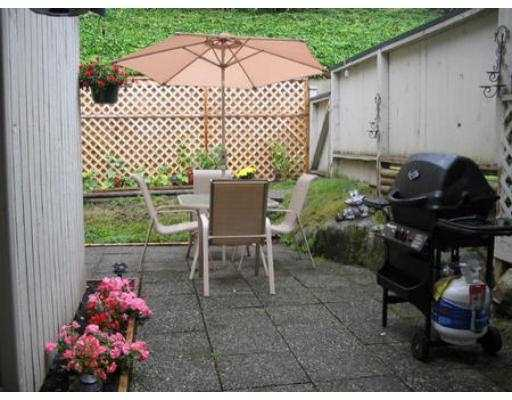 "Photo 7: 909 BRITTON Drive in Port Moody: North Shore Pt Moody Townhouse for sale in ""WOODSIDE VILLAGE"" : MLS® # V554742"