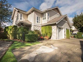 "Main Photo: 8 6513 200 Street in Langley: Willoughby Heights Townhouse for sale in ""Logan Creek"" : MLS® # R2213633"