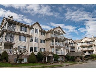 Main Photo: 311 2491 GLADWIN Road in Abbotsford: Abbotsford West Condo for sale : MLS® # R2228622