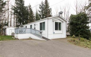 "Main Photo: 32 32380 LOUGHEED Highway in Mission: Mission BC Manufactured Home for sale in ""The Grove Park"" : MLS®# R2240229"