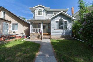 Main Photo: 9308 109 Avenue in Edmonton: Zone 13 House for sale : MLS®# E4100279