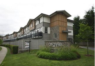 "Main Photo: 95 34248 KING Road in Abbotsford: Poplar Townhouse for sale in ""Argyle"" : MLS® # R2247651"