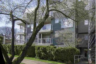 Main Photo: 102 2815 YEW Street in Vancouver: Kitsilano Condo for sale (Vancouver West)  : MLS®# R2258613