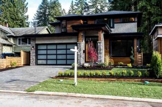 Main Photo: 4064 HOSKINS Road in North Vancouver: Lynn Valley House for sale : MLS®# R2260414