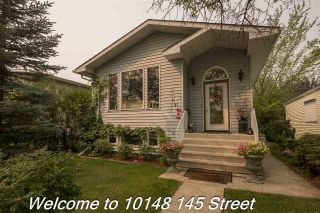 Main Photo: 10148 145 Street in Edmonton: Zone 21 House for sale : MLS®# E4125877