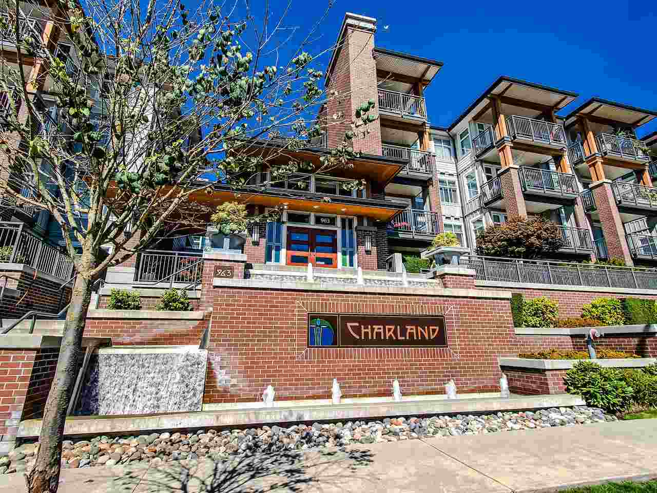 FEATURED LISTING: 2104 - 963 CHARLAND Avenue Coquitlam