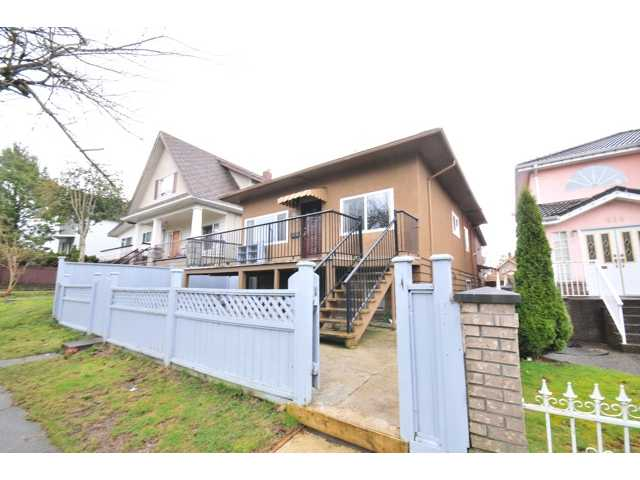 Photo 2: 842 E 26TH Avenue in Vancouver: Fraser VE House  (Vancouver East)  : MLS(r) # V875884