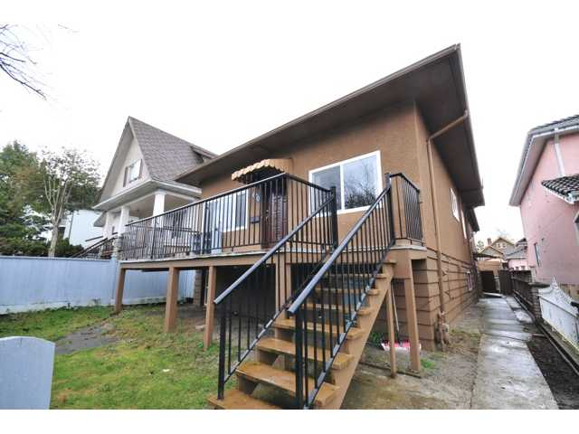 Main Photo: 842 E 26TH Avenue in Vancouver: Fraser VE House  (Vancouver East)  : MLS® # V875884