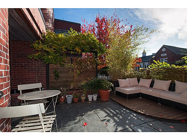 "Photo 2: 3 503 E PENDER Street in Vancouver: Mount Pleasant VE Townhouse for sale in ""Jackson Gardens"" (Vancouver East)  : MLS(r) # V1035790"