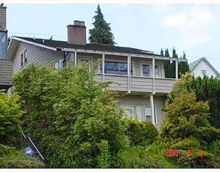 Main Photo: 3757 PUGET Drive in Vancouver West: Arbutus Home for sale ()  : MLS®# V686696