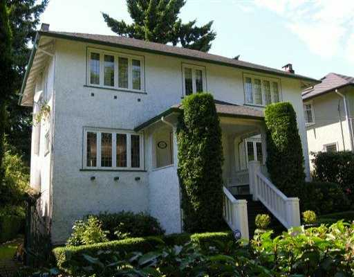 Main Photo: 6569 BALSAM ST in Vancouver: S.W. Marine House for sale (Vancouver West)  : MLS(r) # V598156