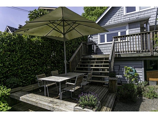 Photo 12: 2626 W 13TH Avenue in Vancouver: Kitsilano House for sale (Vancouver West)  : MLS(r) # V1063473