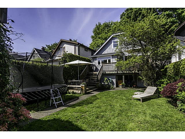 Photo 14: 2626 W 13TH Avenue in Vancouver: Kitsilano House for sale (Vancouver West)  : MLS(r) # V1063473