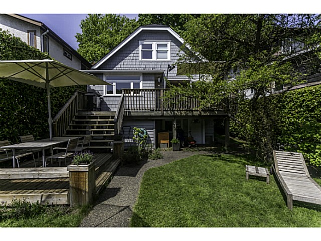 Photo 15: 2626 W 13TH Avenue in Vancouver: Kitsilano House for sale (Vancouver West)  : MLS® # V1063473