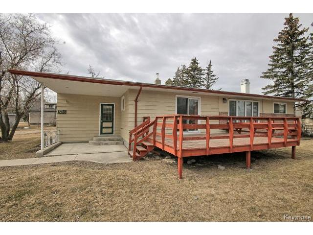 Main Photo: 336 Sabourin Street in STPIERRE: Manitoba Other Residential for sale : MLS® # 1424810