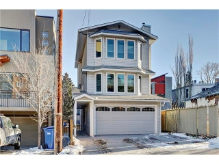 Main Photo: 2514 16B Street SW in Calgary: Bankview House for sale : MLS(r) # C4041437