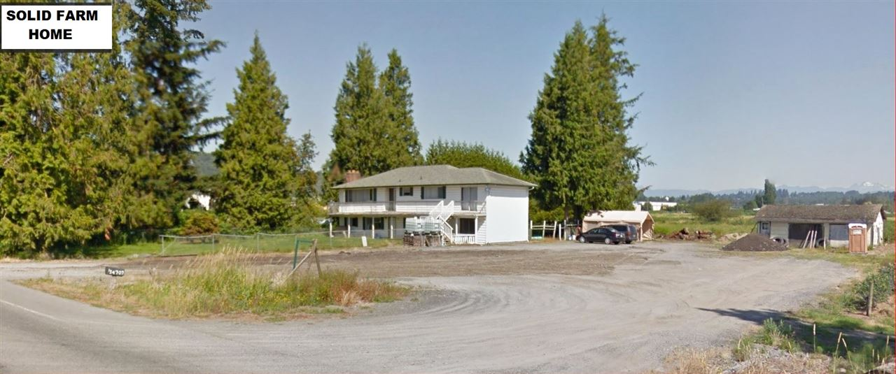 "Main Photo: 34707 VYE Road in Abbotsford: Poplar House for sale in ""Sumas Way and Vye Rd (By Costco)"" : MLS® # R2033705"