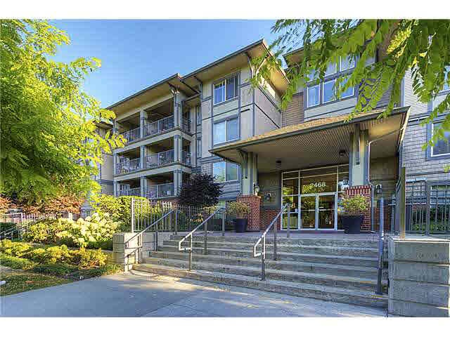 "Main Photo: 308 2468 ATKINS Avenue in Port Coquitlam: Central Pt Coquitlam Condo for sale in ""BORDEAUX"" : MLS® # R2062215"