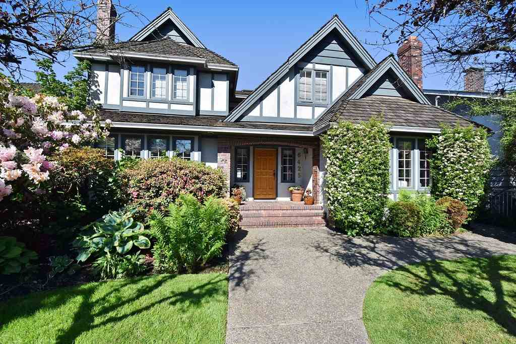 Main Photo: 6425 VINE Street in Vancouver: Kerrisdale House for sale (Vancouver West)  : MLS® # R2068483