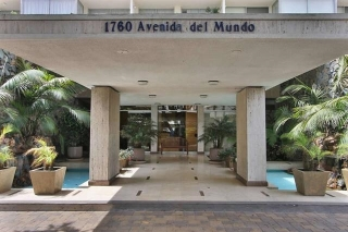 Main Photo: CORONADO SHORES Condo for rent : 2 bedrooms : 1760 Avenida del Mundo #804 in Coronado