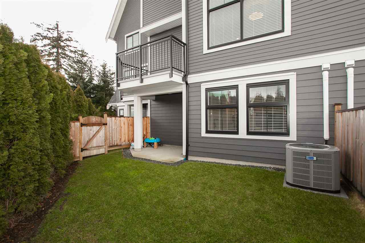 "Photo 20: 11 3303 ROSEMARY HEIGHTS Crescent in Surrey: Morgan Creek Townhouse for sale in ""ROSEMARY GATE"" (South Surrey White Rock)  : MLS® # R2139529"