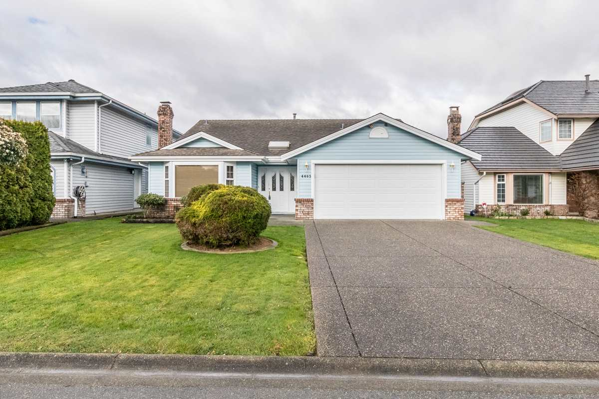 Main Photo: 4465 DAWN Drive in Delta: Holly House for sale (Ladner)  : MLS® # R2148943