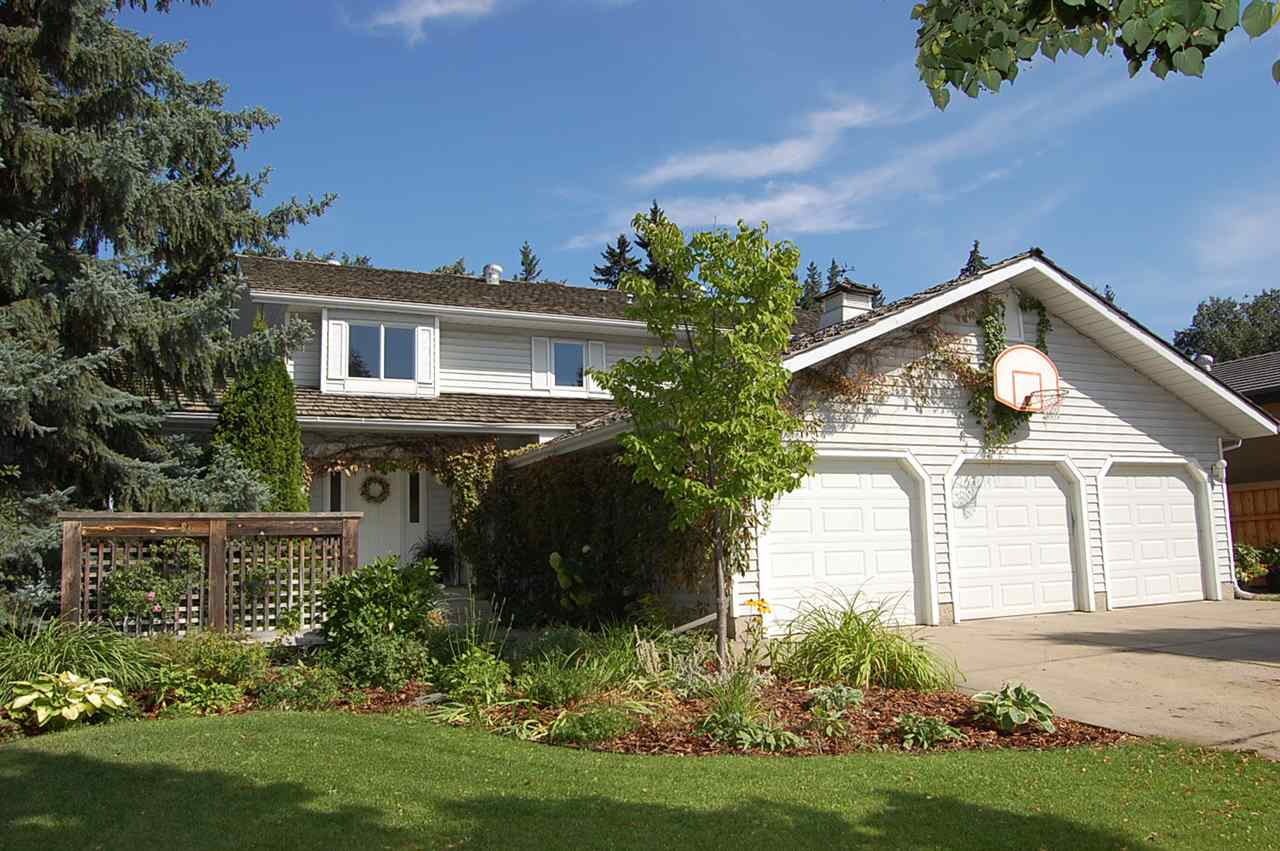 Main Photo: 41 GLEN MEADOW Crescent: St. Albert House for sale : MLS® # E4061310