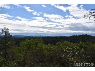 Main Photo: 4771 Munn Road in VICTORIA: Hi Eastern Highlands Land for sale (Highlands)  : MLS® # 377549