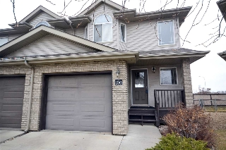 Main Photo: 100 155 CROCUS Crescent: Sherwood Park House Half Duplex for sale : MLS(r) # E4064193